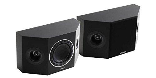 Elipson Prestige Facet 7SR Surround-Lautsprecher (Paar) Schwarz