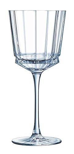 Cristal d'Arques L6590 - Juego de 6 vasos de 35 cl, cristal transparente