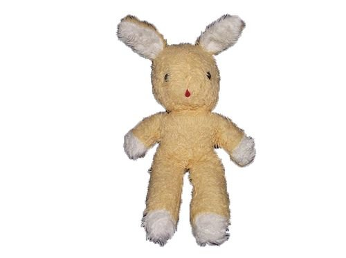 X- otros – Osito de peluche vintage Conejo naranja y
