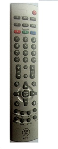 New Westinghouse RMT-05 RMT 05 Remote for SK-26H590D SK-26H730S SK-32H240 SK-32H240S LTV-27W6 LTV-27W6HD LTV-27W7 LTV-27W7HD LTV-32W3 LTV-32W3HD LTV-32W6 LTV-32W6HD LTV-37W2 LTV-37W2HD LTV-46W1 LTV-46W1HD WMT-8791 TX47F430,SK26H540S,SK32H240, SK19H210S PT-19H140S P2650HR P3250HR SK-26H540S SK-32H510S SK-42H240S TX-47F430 SK-32H540S SK-19H210S SK-32H240S SK-40H590D SK-42F450S SK-42H360S SK-26H590D SK-32H520S SK-42H330S TX-47F430S TX-52F480S SK-32H240 SK-40H520S SK-42F430S---Sold by Parts-outlet store