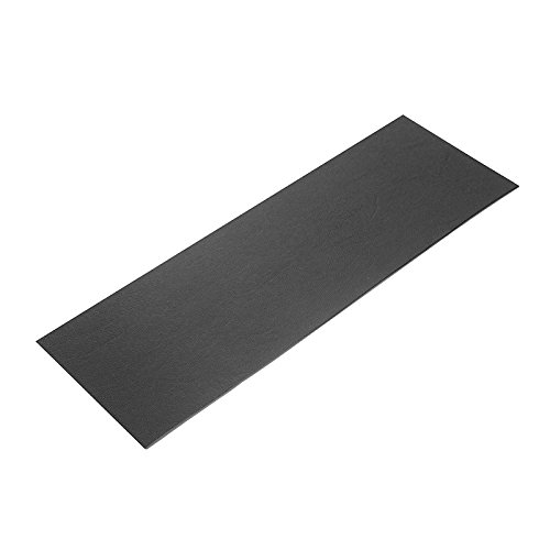 EsportsMJJ 300x100x2mm Zwart K100 K plaat Kunststof plaat Thermoplastische Vormen Panel DIY Mes Schede Materiaal Black