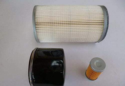 Filtersatz Iseki TX 2 cylinder Type1