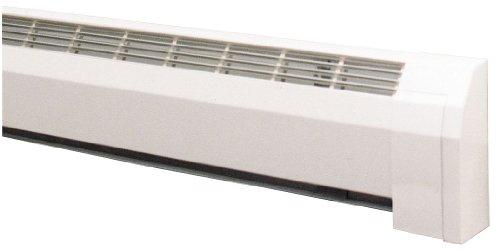 24-3/4' Hydronic Baseboard Heater, White