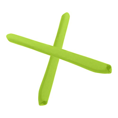 Green Ear Socks for Oakley EVZero Range/Path/Pitch/Stride/Blades Sunglasses