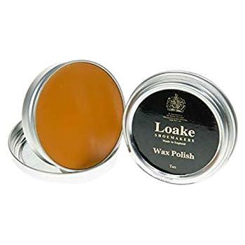 Loake Shoe Polish (Tan \u0026 Light Brown