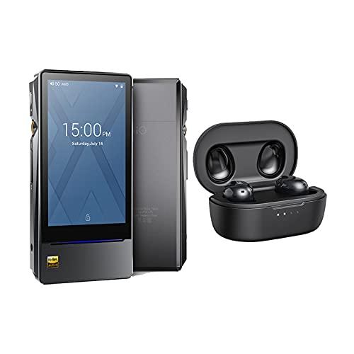 Reproductor Mp3 / Mp4 Fiio X7 II + Fw1 (Mp4, Medios Flash, Aleación de Titanio, USB 2.0, Androide, Tft) (Él Es Un Paquete)