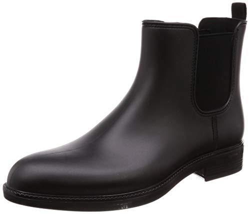 [ブラッチャーノ] サイドゴア メンズレインブーツ BR7617 ブラック 25.5~26.0 cm 3E