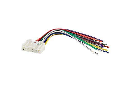 radio wiring harness for nissan - 5