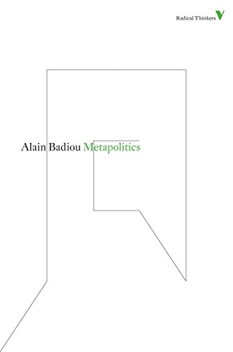 Metapolitics (Radical Thinkers)