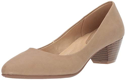 CL by Chinese Laundry Women's Amazed Pump, Nude Nubuck, 8.5 M US