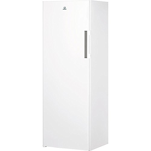 Indesit UI6 1 W.1 Independiente Vertical 232L A+ Blanco - Congelador (Vertical, 232 L, 12 kg/24h, SN-T, A+, Blanco)