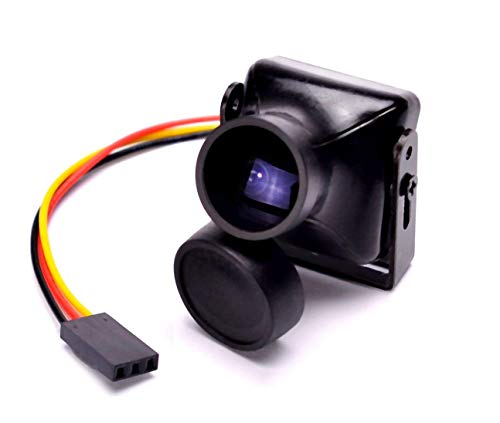 Mini 1200TVL FPV Camera NTSC CMOS 2.8mm Lens CCTV Security Video Camera High Definition for FPV Drone Quadcopter ZMR250