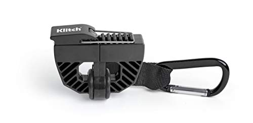 New Klitch 2.0 SPORT Footwear Clip Sports Accessory, Hang Extra Shoes Cleats Boots or Gear on Your Bag. Works on Soccer, Baseball, Basketball, Track, Running Shoes, Flip Flops and More. Gen 2.0