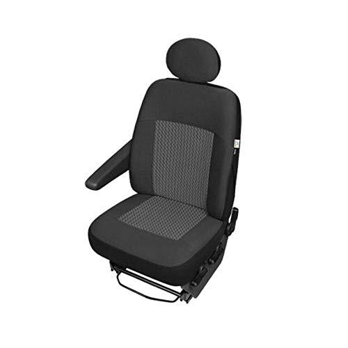 Eleganete Stoff Fahrersitzbezug Sitzschoner Sitzbezug perfekte Schutz für Ihre Sitz