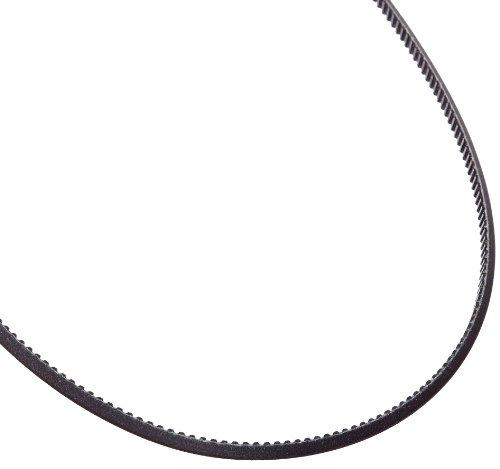 Gates Cinturón Polyflex 5M1450, sección 5M, ancho superior de 3/16', longitud de 57 pulgadas