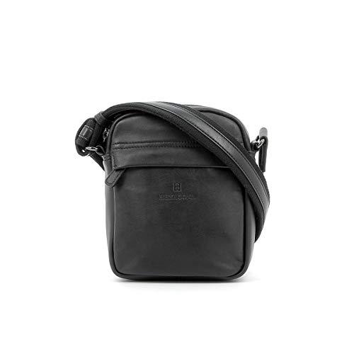 Hexagona Soft Taschen/Taschen für Herren, Schwarz, Schwarz - Schwarz  - Größe: Einheitsgröße