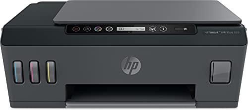 HP Smart Tank Plus 555 Multifunction Printer (Printer, Scanner, Copier,...