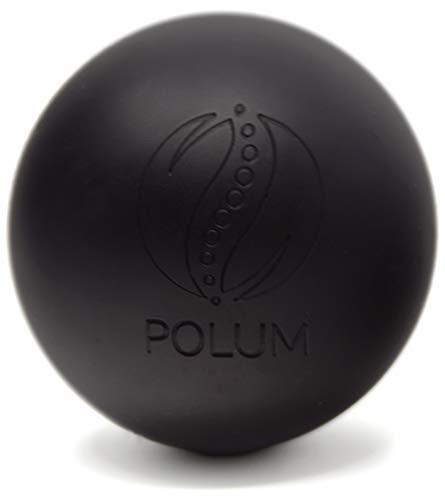 POLUM® Massageball. Faszienball Einzeln & im Set - Ø 6cm