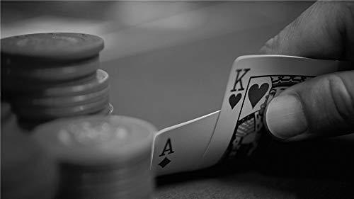 N/ Puzzle Educa 1000 Piezas Jugando A Las Cartas Adecuado para Regalos De Año Nuevo