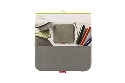 """Cricut EasyPress Mat, Protective Heat-Resistant Mat for Heat Press Machines and HTV and Iron On Projects, [12"""" x 12""""]"""