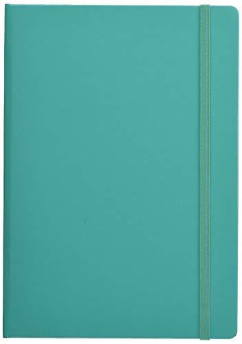 Leuchtturm1917 - Cuaderno (A5, 249 páginas, de puntos, tapa dura, tamaño mediano), color verde