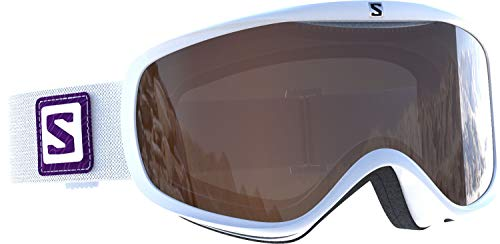 Salomon Sense Skibrille Größe - Weiß (Weiss)