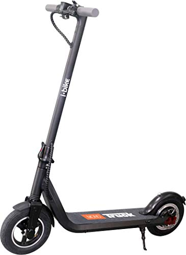 i-Bike, MONO TRUCK Unisex adulto, Nero, Unica