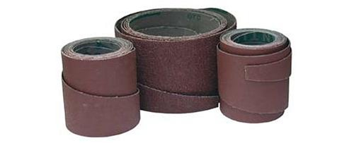 Jet Tools - Ready-To-Wrap Abrasive, 60 Grit, 3-Wraps in Box (fits 22-44) (60-2060)
