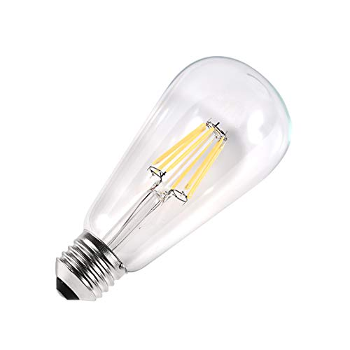 Not application Bombilla de iluminación LED Bombilla de Chupete Retro Bombilla de filamento Bombilla incandescente Bombilla Decorativa