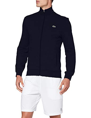 Lacoste Sport Herren SH1559 Pullover, Marine/Marine, L