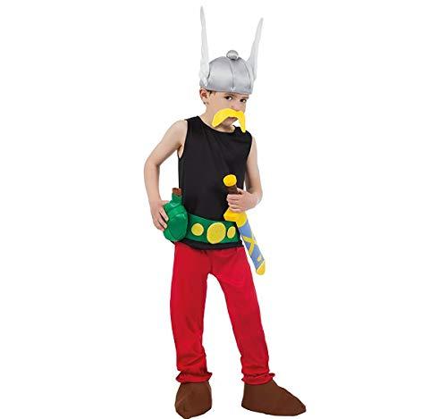 Chaks- Déguisement - Costume Licence Astérix 9 Pièces, Boys, CS805301/104, 104 cm