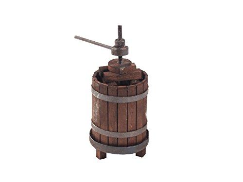 Bertoni Pressa per Vino di Piccole Dimensioni, Legno, Multicolore, Taglia Unica