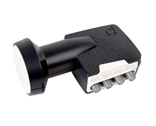Inverto Premium Quattro LNB (0,2dB, HDTV tauglich)