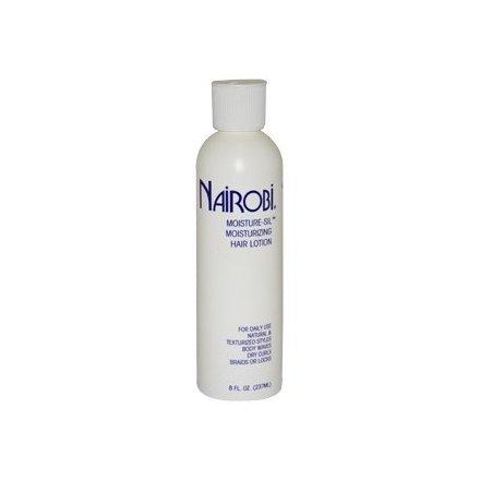 Nairobi Moisture-Sil Moisturizing Hair Lotion Unisex, 8 Ounce