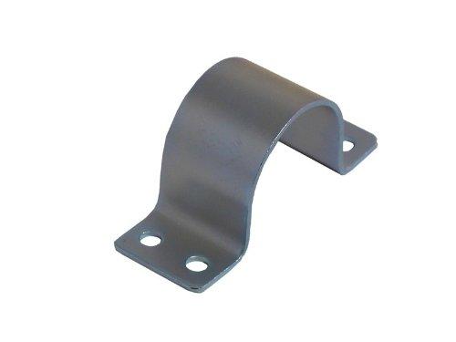 A.S. SAT 46060galvanizado Acero Abrazadera para mástil para Tubos 58–60mm de diámetro