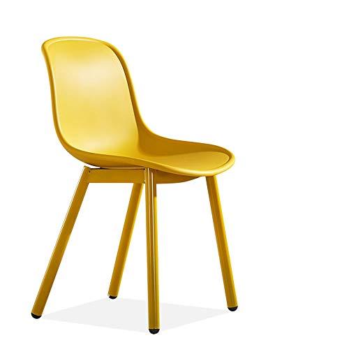 GRF Kunststoffstuhl Konferenzstuhl Computer Stuhl Cafe Esszimmerstuhl Kreative Mode Stuhl