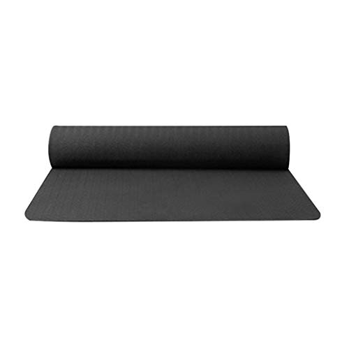 Lowest Price! Classic Yoga Mat - TPE Non Slip Fitness Exercise Mat Workout Mat for Yoga 0.5CM Thick ...