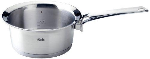 Fissler 016-150-16-100/0 Stielkasserolle Solea 16 cm, 1.4 Liter ohne Deckel