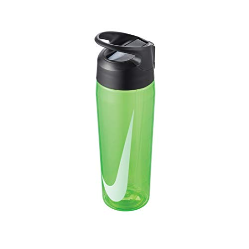 Nike TR Hypercharge Straw Bottle 24oz/709 ml green spark/anthracite/white