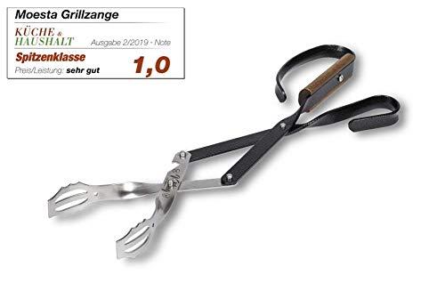 Moesta-BBQ 10504 Grillzange V-Tong 43cm – Diese Grillzange Macht weiteres Grillbesteck Überflüssig
