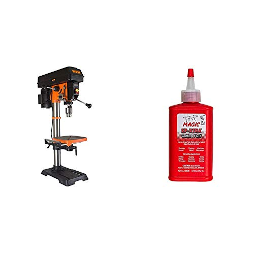 Lowest Price! WEN 4214 12-Inch Variable Speed Drill Press,Orange & Forney 20857 Tap Magic Industrial...