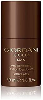 Oriflame Sweden Giordani Gold Man Anti-perspirant Roll-On Deodorant 50ml