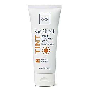 Obagi Medical Sun Shield Tint Broad Spectrum SPF 50 Sunscreen 3 oz Pack of 1
