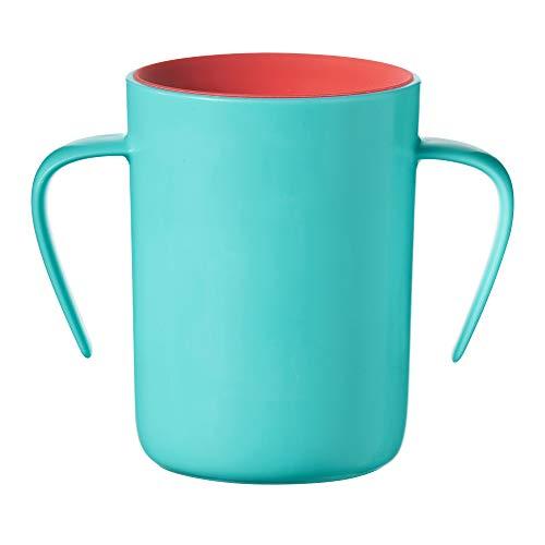 Tommee Tippee - Tommee Tippee Vaso 360°, de 6 meses, verde