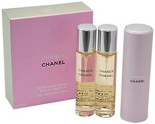 チャンス ツイスト CHANEL シャネル 香水 オードトワレ EDT SP 20ml SP レフィルx2 (並行輸入品)