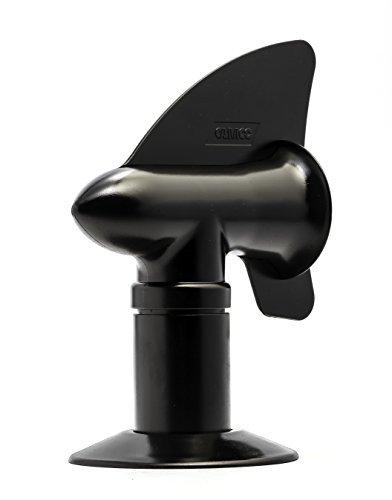 Camco 40597 Black Cyclone Sewer Plumbing Vent Color: Black, Model: 40597, Outdoor&Repair Store