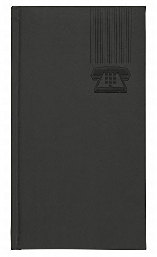 Cangini Filippi 112/300504–Libreta de direcciones Tucson, 12x 22cm, 96páginas, color negro