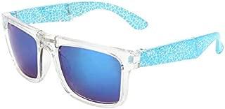 GOLDEN2STAR - Fold Sun Glasses Moto Glasses Motocross Bike Racing Glasses Reflective Coating Eyewear Portable Motorcycle Accessories