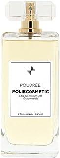 Eau de parfum femme Mon Parfum JB Poudrée 100 ml Folie Cosmetic