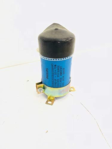 Precor Capacitor W/Clamp 2.0' Works 9.2X 9.4X 9.3X 942 M9.x M9.2X C944 C962 Treadmill